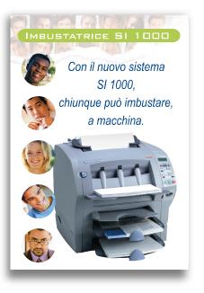 Brochure Design realizza il Flyer di Prodotto per Francopost