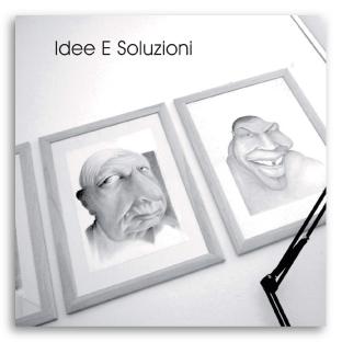 Realizzazione Brochure per Idee e Soluzioni Agenzia Marketing e Comunicazione