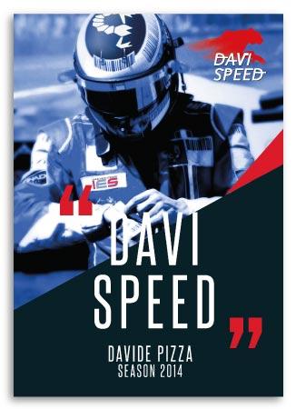 Realizzazione Brochure di presentazione del pilota DaviSpeed