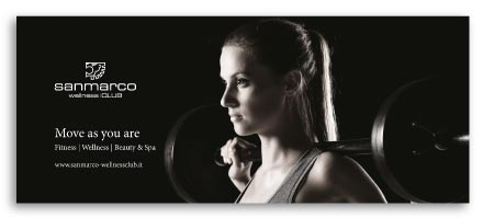 Brochure Design Realizza La Nuova Brochure Di San Marco Wellness ICLUB