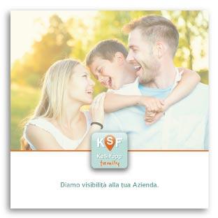 Brochure Design realizza la nuova Brochure di KesifApp Family
