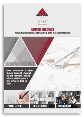 Brochure Design Realizza Il Progetto Grafico Della Nuova Brochure Servizi Per Gest