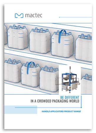 Realizzazione Brochure di Prodotto per Mactec