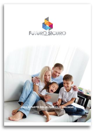 Brochure Design Realizza La Nuova Brochure Di Futuro Sicuro