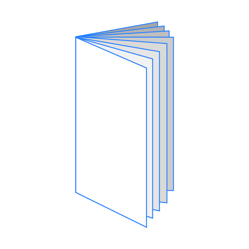 BROCHURE DESIGN Icona Brochure A3 Verticale 16 Facciate