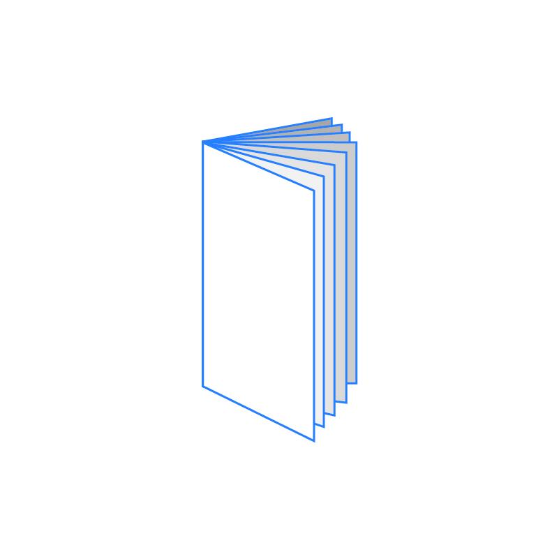 BROCHURE DESIGN Icona Brochure A4 Verticale 16 facciate