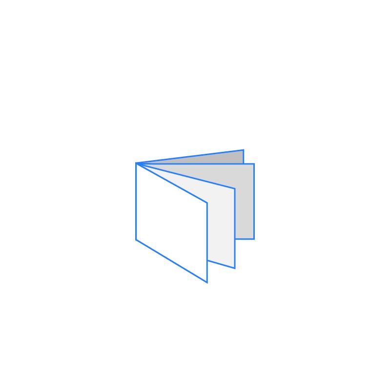 BROCHURE DESIGN Icona Brochure A5 Orizzontale 8 Facciate
