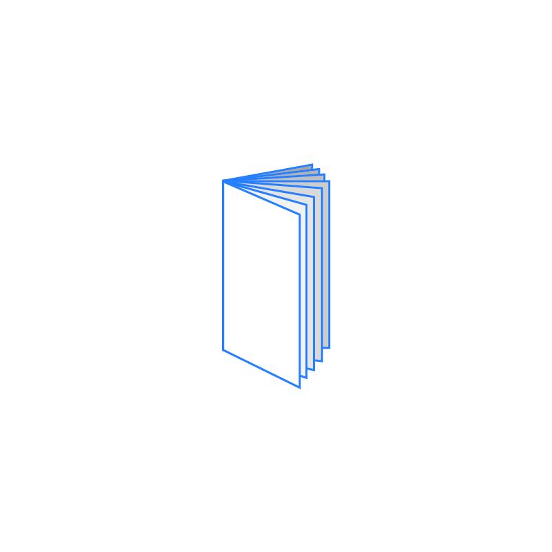 BROCHURE DESIGN Icona Brochure A5 Verticale 16 Facciate