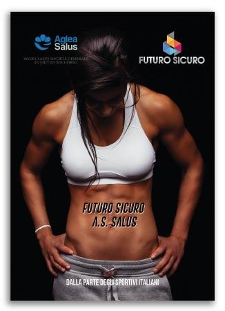 Brochure Design realizza la nuova Brochure di Futuro Sicuro per gli Sportivi
