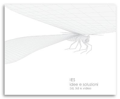 Brochure Servizi 3D per Idee e Soluzioni Agenzia Marketing e Comunicazione