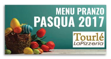 Progetto Grafico Flyer Pasqua 2017 per Tourlé