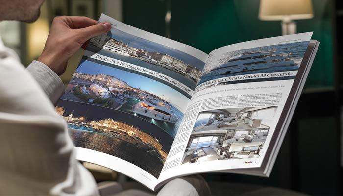 Brochure Design Concept E Progetto Grafico Di House Organ