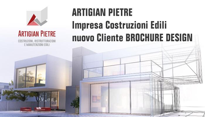 2017 11 21 BROCHURE DESIGN Artigian Pietre Nuovo Cliente Brochure Design