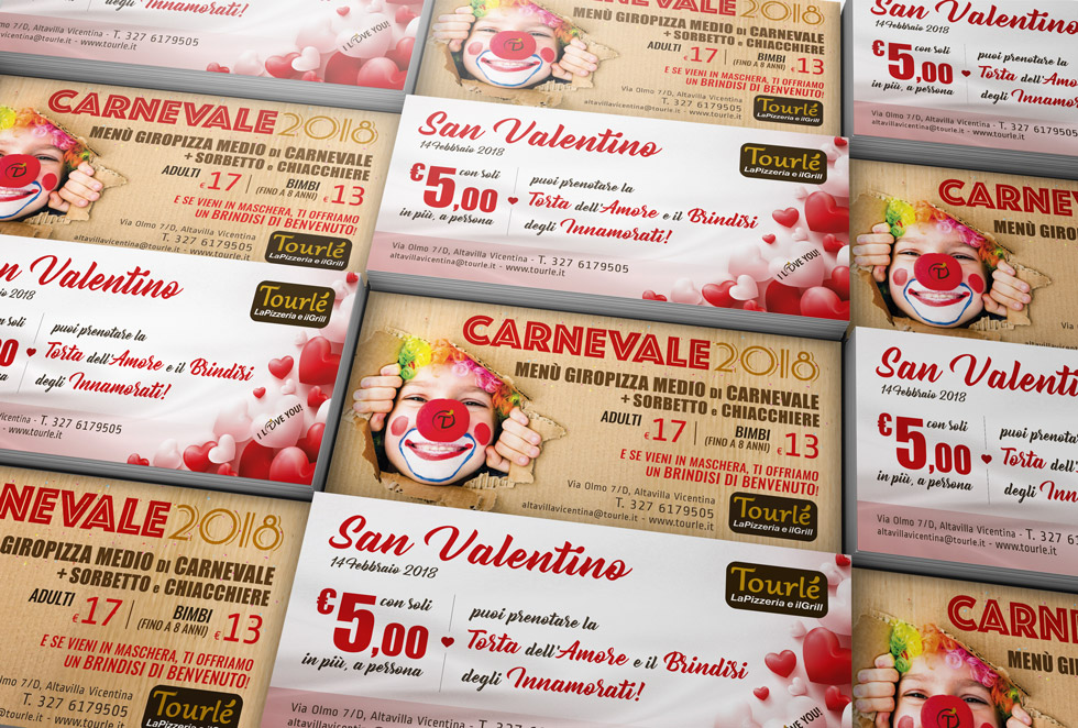BROCHURE DESIGN Tourle Flyer carnevale e san valentino (3)