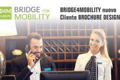 Bridge4Mobility Nuovo Cliente Di Brochure Desing Per Sviluppo Grafica Brochure