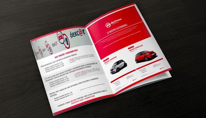 Brochure Design ha realizzato la brochure Dexcar Now (2)