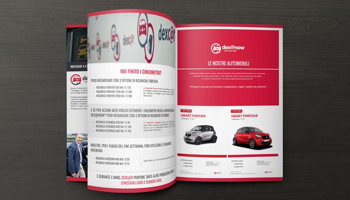 Brochure Design ha realizzato la brochure Dexcar Now (5)