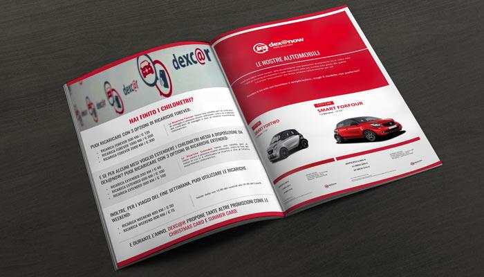Brochure Design ha realizzato la brochure Dexcar Now (9)