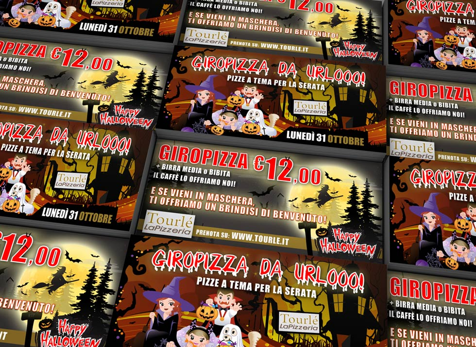 Brochure Design realizza la grafica flyer speciale Halloween 2016 (3)