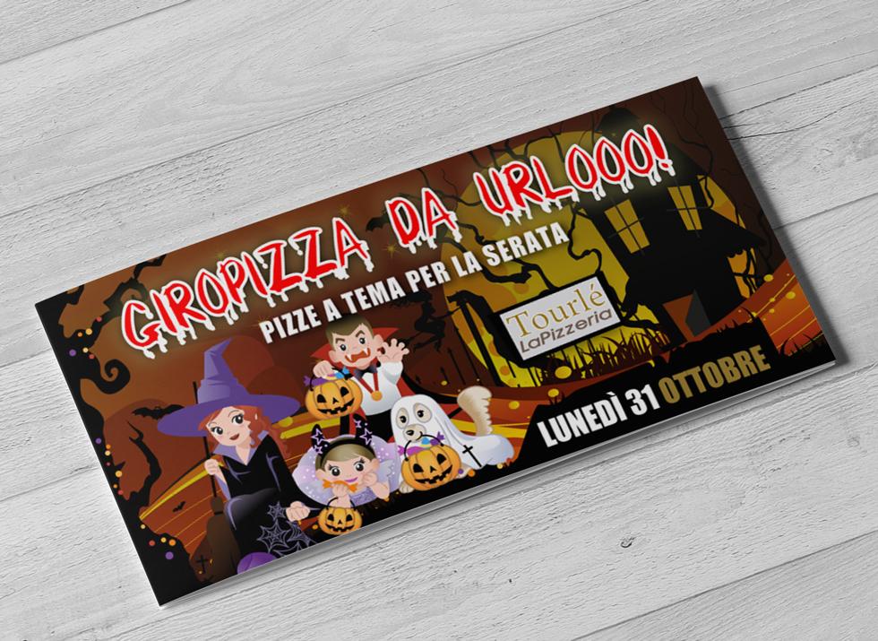 Brochure Design realizza la grafica flyer speciale Halloween 2016 (7)