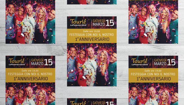 Brochure Desing realizza il flyer per lo speciale anniversario di Tourle Buccinasco (5)