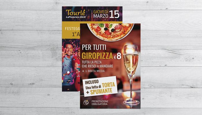 Brochure Desing realizza il flyer per lo speciale anniversario di Tourle Buccinasco (7)