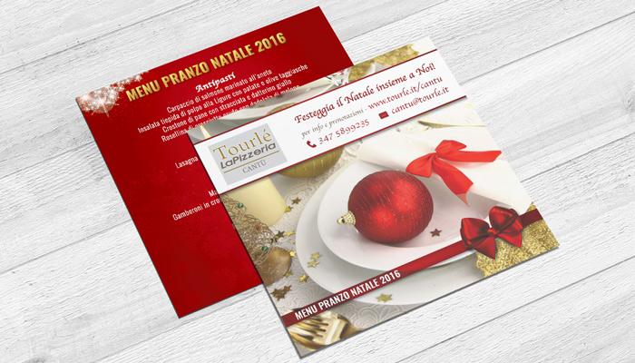 Brochure Desing realizza la grafica del flyer Natale 2016 per Tourlé LaPizzeria e ilGrill (7)