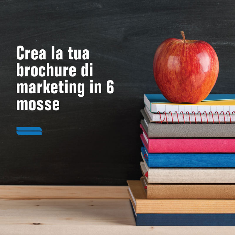 Crea La Tua Brochure Di Marketing In 6 Mosse